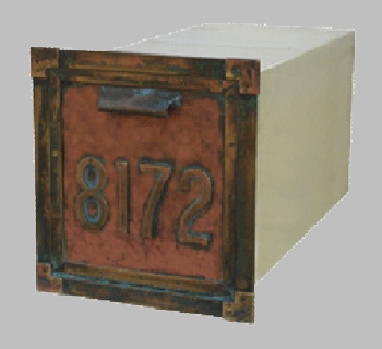 Gateway Column Mailbox Address Numbers