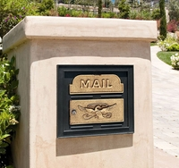 "Back to ""Gaines Classic Column Mailboxes""."