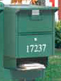 Roadside Mailbox Newspaper Holder