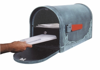 Special Lite Curbside Residential Mailbox Locking Insert
