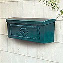 Townhouse Wall Mount Mailbox
