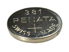 381, SR1120SW 1.55V Watch Batteries