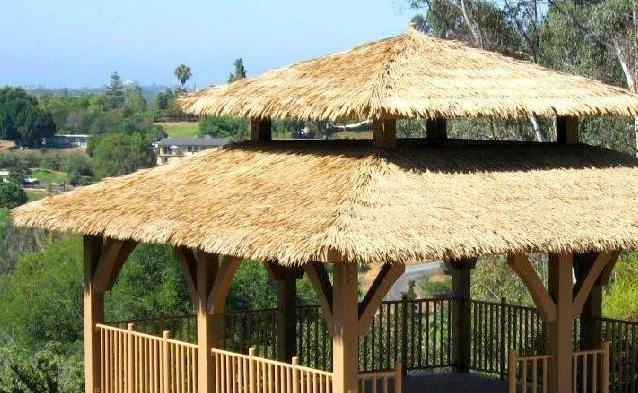 Synthetic Thatch Artificial