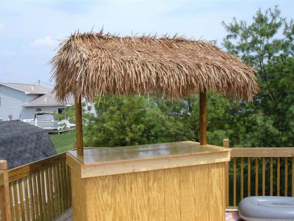 Roof Thatch Material Tiki Gr Roll