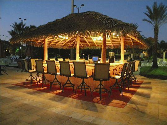 Tiki Thatch Roll Roofing Rolls Panels Runners
