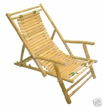 Superieur 2 Chaise Recliner Bamboo Lounge Chairs