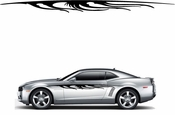 Flames Flame car flames Vinyl Decal Sticker Stickers MC379