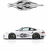 Pinstripe Pinstripes Car graphics Vinyl Decal Sticker Stickers MC17