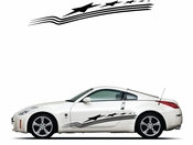 Pinstripe Pinstripes Car graphics Vinyl Decal Sticker Stickers MC24