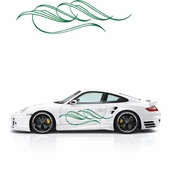 Pinstripe Pinstripes Car graphics Vinyl Decal Sticker Stickers MC25