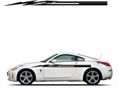 Pinstripe Pinstripes Car graphics Vinyl Decal Sticker Stickers MC30