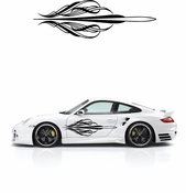 Pinstripe Pinstripes Car graphics Vinyl Decal Sticker Stickers MC31