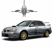 Pinstripe Pinstripes Car graphics Vinyl Decal Sticker Stickers MC33