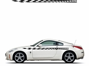 Pinstripe Pinstripes Car graphics Vinyl Decal Sticker Stickers MC36