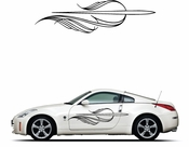 Pinstripe Pinstripes Car graphics Vinyl Decal Sticker Stickers MC39