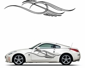 Pinstripe Pinstripes Car graphics Vinyl Decal Sticker Stickers MC41