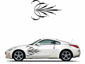 Pinstripe Pinstripes Car graphics Vinyl Decal Sticker Stickers MC48