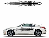 Pinstripe Pinstripes Car graphics Vinyl Decal Sticker Stickers MC63