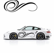 Pinstripe Pinstripes Car graphics Vinyl Decal Sticker Stickers MC68
