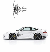 Pinstripe Pinstripes Car graphics Vinyl Decal Sticker Stickers MC71