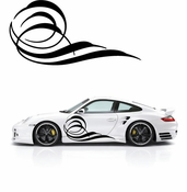 Pinstripe Pinstripes Car graphics Vinyl Decal Sticker Stickers MC74