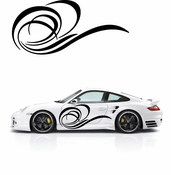 Pinstripe Pinstripes Car graphics Vinyl Decal Sticker Stickers MC76
