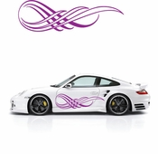 Pinstripe Pinstripes Car graphics Vinyl Decal Sticker Stickers MC78