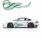 Pinstripe Pinstripes Car graphics Vinyl Decal Sticker Stickers MC80
