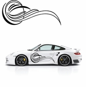 Pinstripe Pinstripes Car graphics Vinyl Decal Sticker Stickers MC86