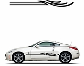 Pinstripe Pinstripes Car graphics Vinyl Decal Sticker Stickers MC87