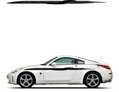 Pinstripe Pinstripes Car graphics Vinyl Decal Sticker Stickers MC88