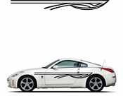 Pinstripe Pinstripes Car graphics Vinyl Decal Sticker Stickers MC91
