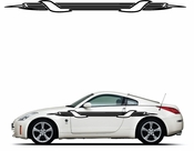 Pinstripe Pinstripes Car graphics Vinyl Decal Sticker Stickers MC94