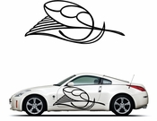 Pinstripe Pinstripes Car graphics Vinyl Decal Sticker Stickers MC99