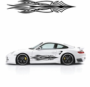 Pinstripe Pinstripes Car graphics Vinyl Decal Sticker Stickers MC103