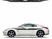 Pinstripe Pinstripes Car graphics Vinyl Decal Sticker Stickers MC108