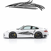 Pinstripe Pinstripes Car graphics Vinyl Decal Sticker Stickers MC113