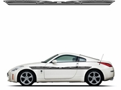 Pinstripe Pinstripes Car graphics Vinyl Decal Sticker Stickers MC118