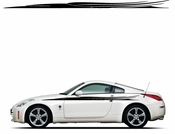 Pinstripe Pinstripes Car graphics Vinyl Decal Sticker Stickers MC120