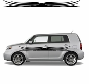 Pinstripe Pinstripes Car graphics Vinyl Decal Sticker Stickers MC124