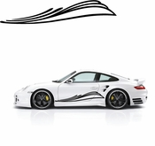 Pinstripe Pinstripes Car graphics Vinyl Decal Sticker Stickers MC127