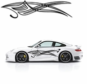 Pinstripe Pinstripes Car graphics Vinyl Decal Sticker Stickers MC129
