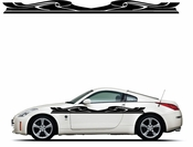 Pinstripe Pinstripes Car graphics Vinyl Decal Sticker Stickers MC132