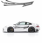Pinstripe Pinstripes Car graphics Vinyl Decal Sticker Stickers MC133