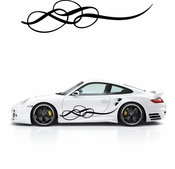 Pinstripe Pinstripes Car graphics Vinyl Decal Sticker Stickers MC157