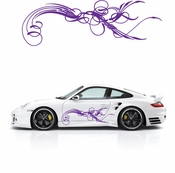 Pinstripe Pinstripes Car graphics Vinyl Decal Sticker Stickers MC169