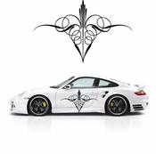 Pinstripe Pinstripes Car graphics Vinyl Decal Sticker Stickers MC171