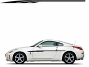 Pinstripe Pinstripes Car graphics Vinyl Decal Sticker Stickers MC176