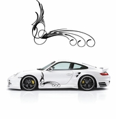 Pinstripe Pinstripes Car graphics Vinyl Decal Sticker Stickers MC191