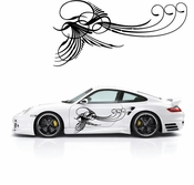 Pinstripe Pinstripes Car graphics Vinyl Decal Sticker Stickers MC193